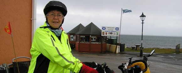 Leaving John O'Groats