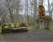 Gruffalo at Culloden?