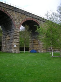 'Underneath the Arches'! Lothianbridge