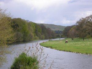 The Beautiful River Tweed.