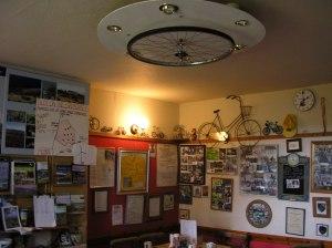Impromptu Cafe, Elsdon: Cyclist heaven!