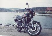 Honda CX500 - good bike