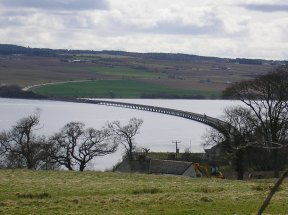 A9 crossing the Firth of Cromarty