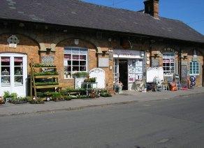 Great Bedwyn Post Office Shop