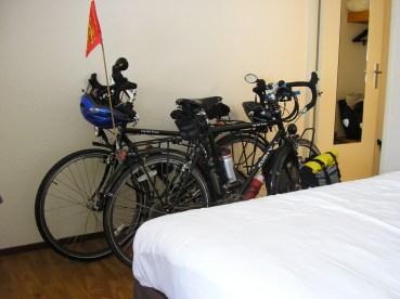 Mayenne Tour- Hotel Campanile, Mayenne