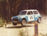 Mini 1340cc bought 'prepared' but rebuilt by Gerry