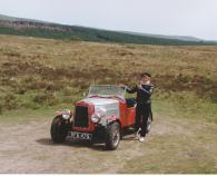 NG kit car, not 'Gerry' built - but still great fun!