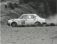 Skoda 130 Supplied new from Skoda for rallying, prepared by Gerry