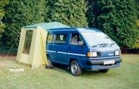 Litace camper conversion