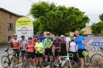 How do I keep an interesting online presence, while just enjoying my cycling?